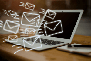 collecting readers email addresses