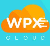 WPX cloud hosting logo